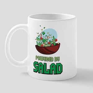 Powered By Salad Mug