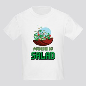 Powered By Salad Kids Light T-Shirt