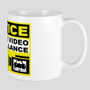24 Hour Surveillance Mug