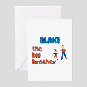 Blake - The Big Brother Greeting Card
