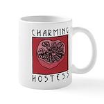 CHARMING HOSTESS Mug