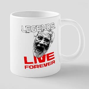 Angry Grandpa Gone But Not Forgotten Mugs