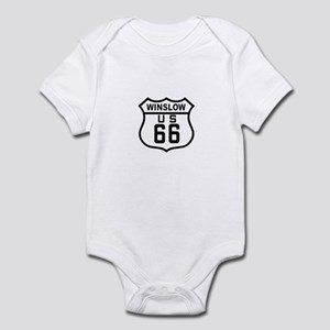 Winslow, Arizona Route 66 Infant Bodysuit