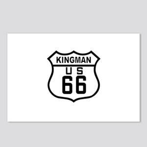 Kingman, Arizona Route 66 Postcards (Package of 8)