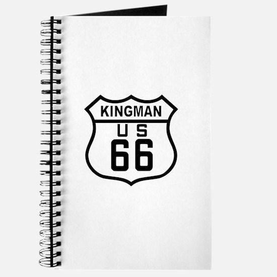 Kingman, Arizona Route 66 Journal