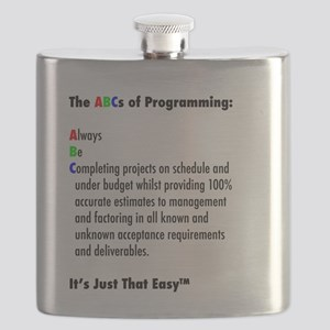 The ABCs of Programming Flask