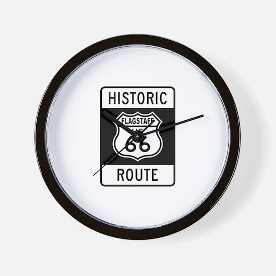 Flagstaff, Arizona Historic R Wall Clock