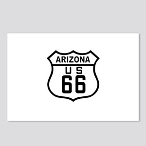 Arizona Route 66 Postcards (Package of 8)