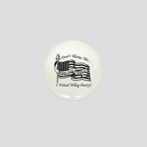 Whig Party Mini Button