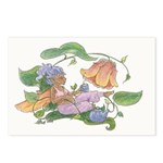 Blooming, with Tea (Postcards--Package of 8)