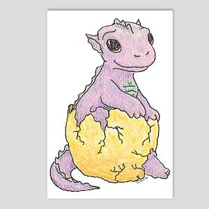 Dragon Hatchling Postcards (Package of 8)