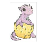 Dragon Hatchling Postcards (Package of 8)