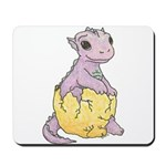 Baby Dragon's Mousepad