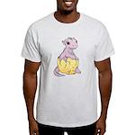 Baby Dragon's Ash Grey T-Shirt
