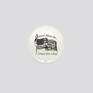 Henry Clay Mini Button