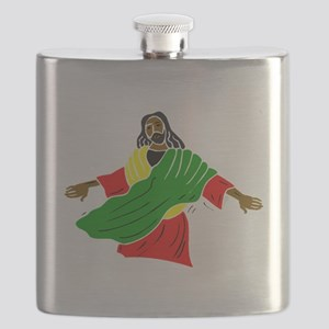 African American religion Flask