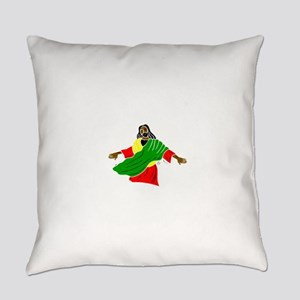 African American religion Everyday Pillow