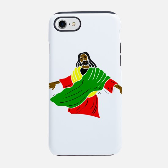 African American religion iPhone 8/7 Tough Case