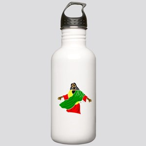 African American relig Stainless Water Bottle 1.0L