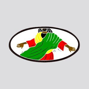 African American religion Patch