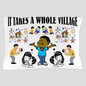 African American Pillow Case