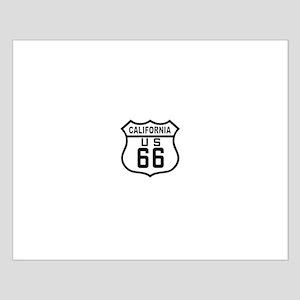 California Route 66 Small Poster