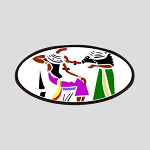 Black Egyptians Patch