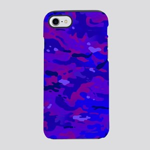 Crazy Camouflage iPhone 8/7 Tough Case