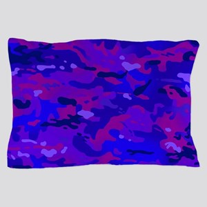 Crazy Camouflage Pillow Case