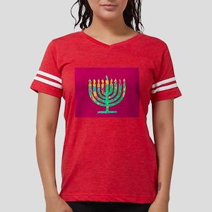 Hanukkah Menorah Kibbitz 4Josh T-Shirt
