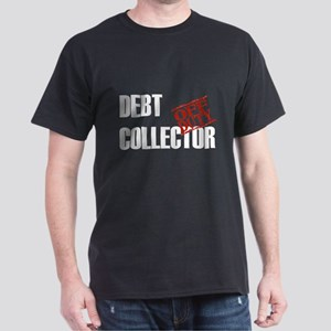 Off Duty Debt Collector Dark T-Shirt