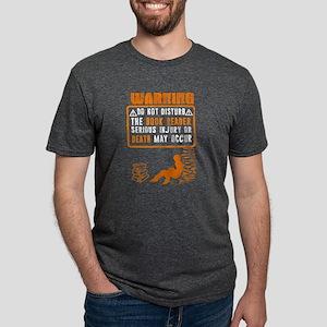 Warning Do Not Disturd The Book Reader T S T-Shirt
