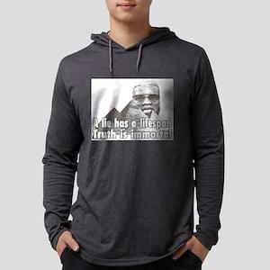 Black History truth won't die Long Sleeve T-Shirt
