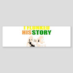 Black Egyptians Bumper Sticker