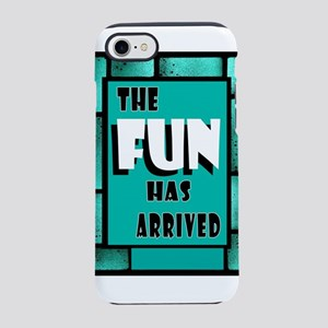 FUN ARRIVED iPhone 8/7 Tough Case
