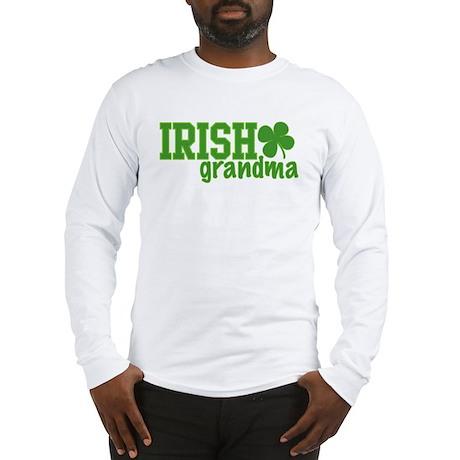 Irish Grandma Long Sleeve T-Shirt