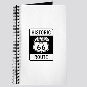 Chicago Historic Route 66 Journal