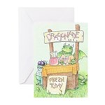 Dragonade Greeting Cards (Pk of 10)