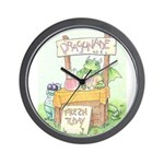 Dragonade Wall Clock