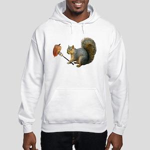 Squirrel Acorn Fork Sweatshirt