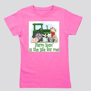 Farm Livin' (Girl) T-Shirt