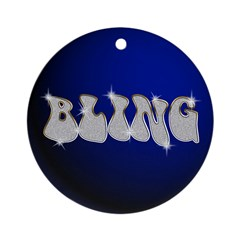 Bling Ornament (Round)