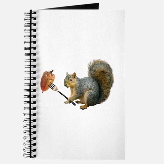 Squirrel Acorn Fork Journal