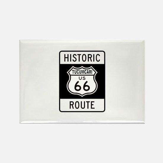 Tucumcari Historic Route 66 Rectangle Magnet