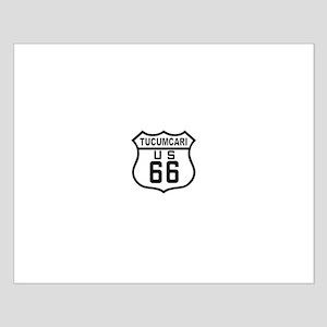 Tucumcari Route 66 Small Poster