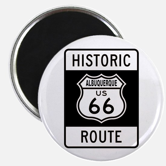 Albuquerque Route 66 Magnet