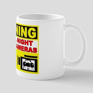 Warning Night Vision Mug