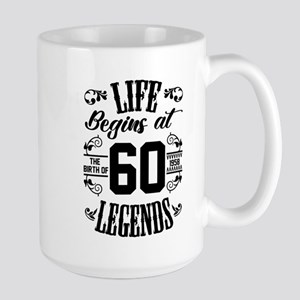 LIFE BEGINS AT 1958 THE BIRTH OF LEGENDS Mugs