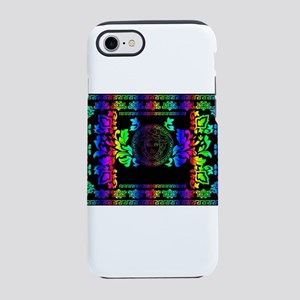 rainbow Medusa iPhone 8/7 Tough Case