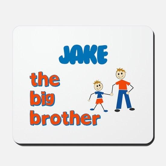 Jake - The Big Brother  Mousepad